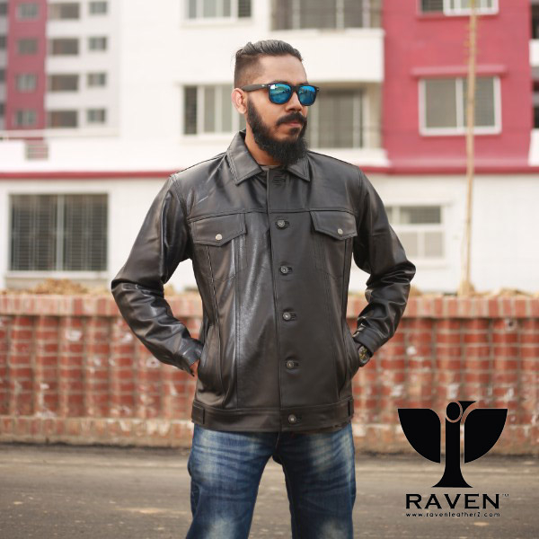 RJ-02 Shirt Style Jacket Front Side