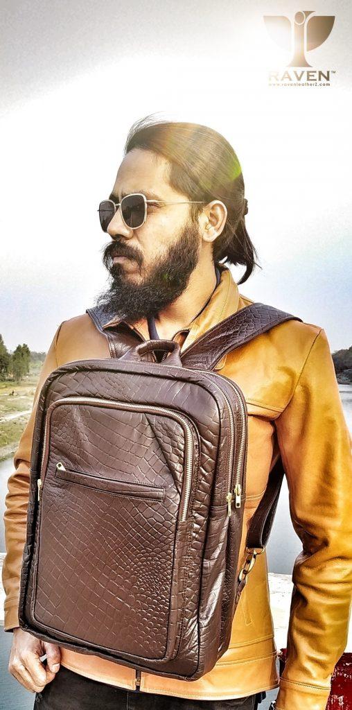 Genuine Leather Bag  RUBC:04