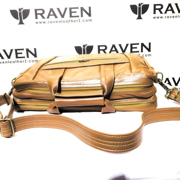 RAVEN Genuine Leather Office Bag RoB01