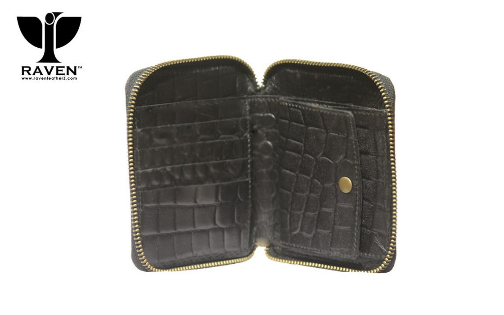 Inside of Wallet for Men in Dhaka Bangladesh (Zip Wallet)