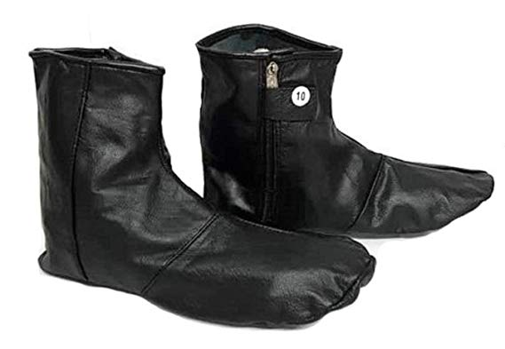 Black-Leather-Sock-in-Bangaldesh