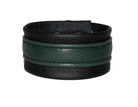 Multi-color-Contrast-leather-bracelet-for-Men-in-Bangladesh