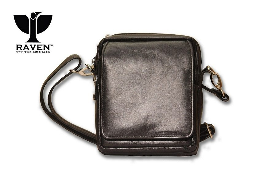 RAVEN-Nano-Messenger-Bag-Front
