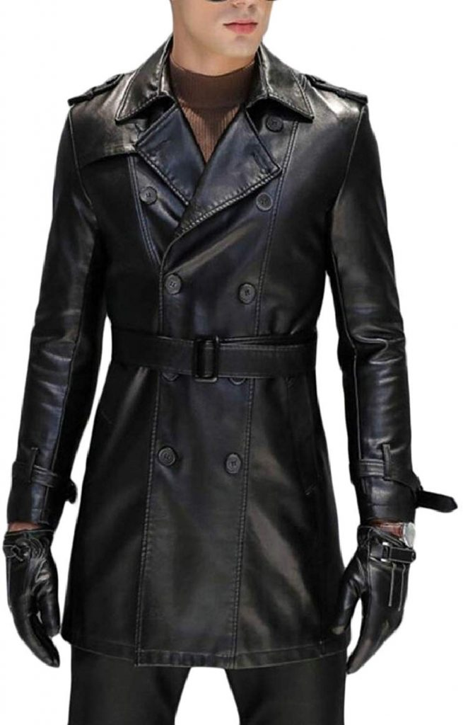 Cropped-Casual-Leather-Overcoat-For-Men-in-BD