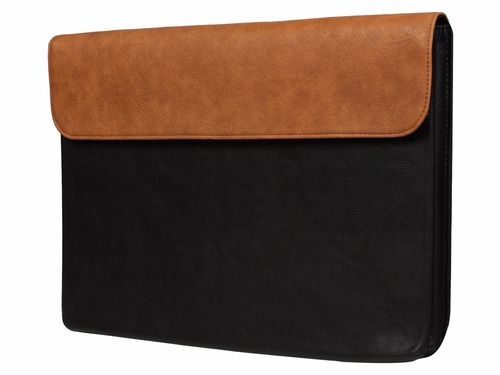 Dual-Contrast-Genuine-Leather-Laptop-Pouch-For-Men-and-Women-in-BD
