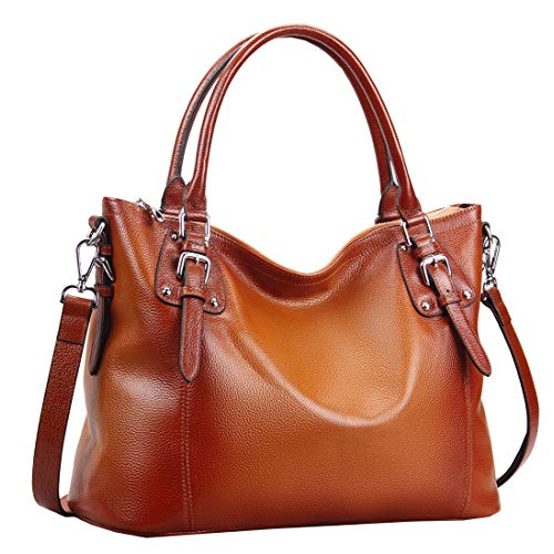 Duel-Tone-Ladies-Leather-Hand-Bag-in-BD