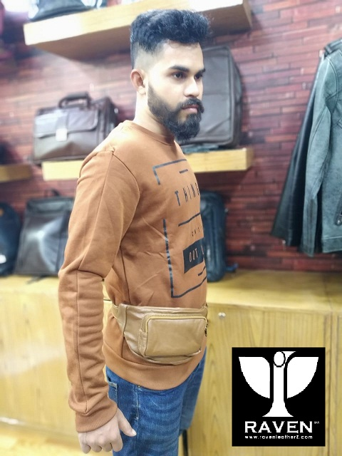 Master-Color-Genuine-leather-Chest-and-Waist-Bag