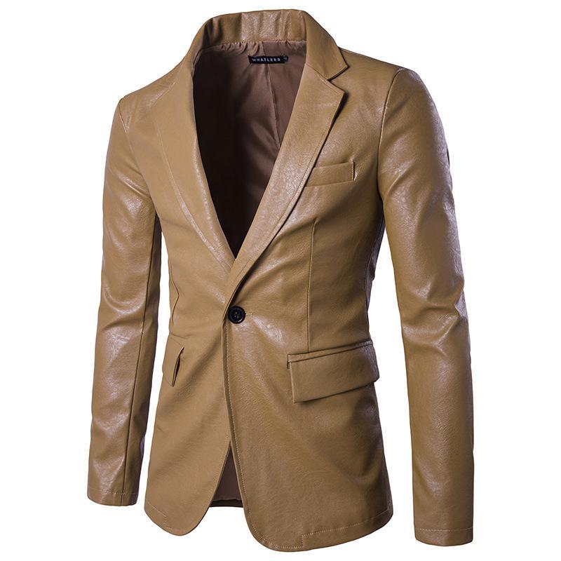 Master-Color-Slim-Fit-Leather-Coat-for-Men-in BD