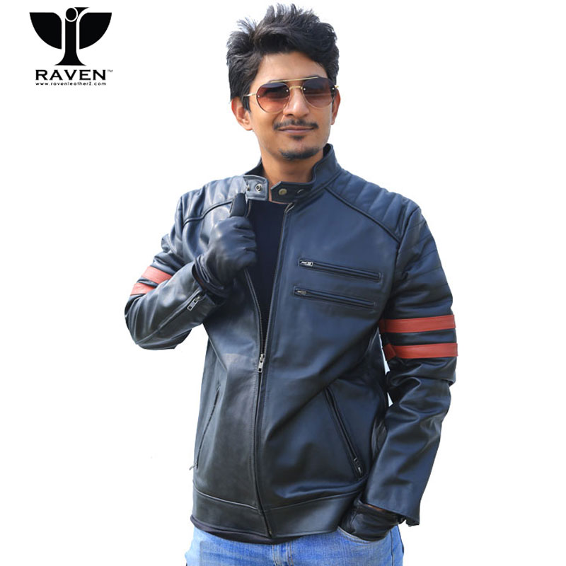 RA-02 Genuine Leather Jacket Dhaka Bangladesh