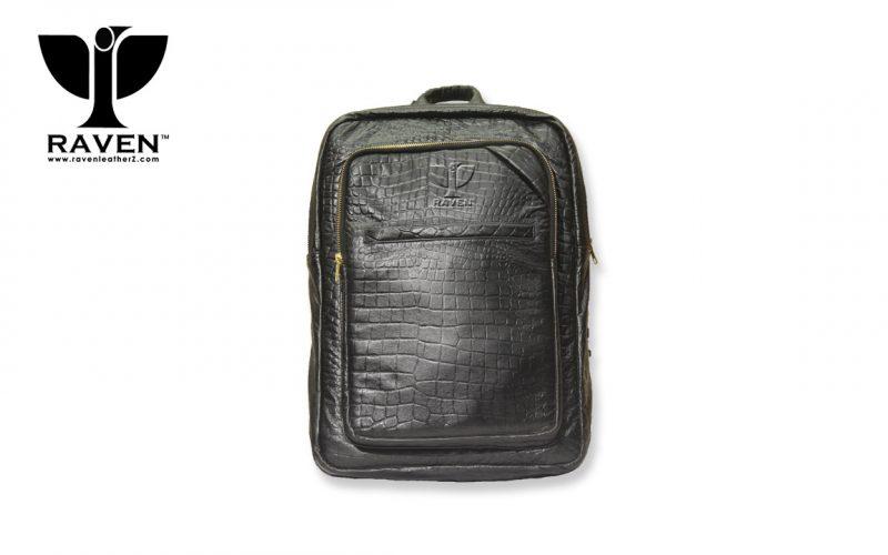 RAVEN-Crocodile-Ambush-Backpack-RUBC03-Front