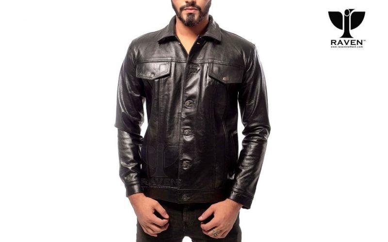 RJ-02 Slim Fit Shirt Style Jacket