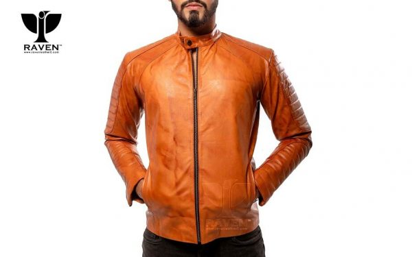 RE-06 ( M ) Slim Fit FULL ARM QUILTED JACKET