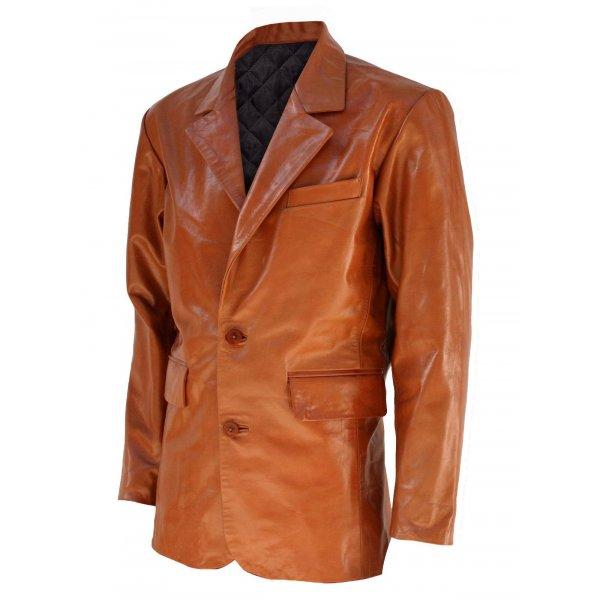 2-button-tan-Color-leather-blazer-for-men