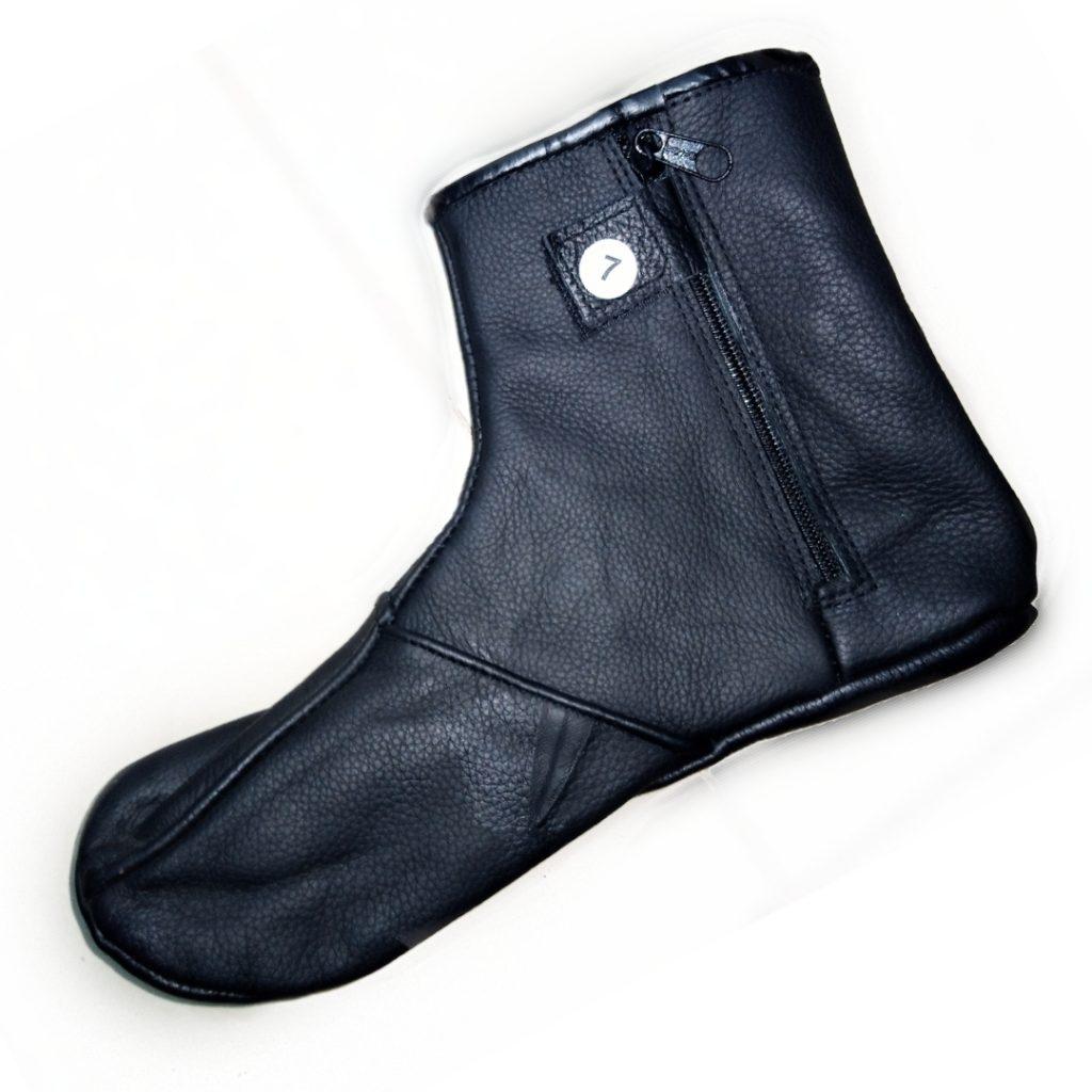 Genuine-leather-socks