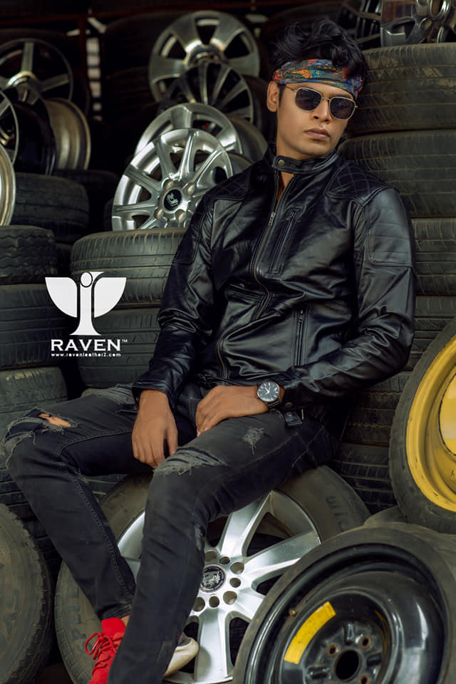 RX-10 Quilted Rider Jacket