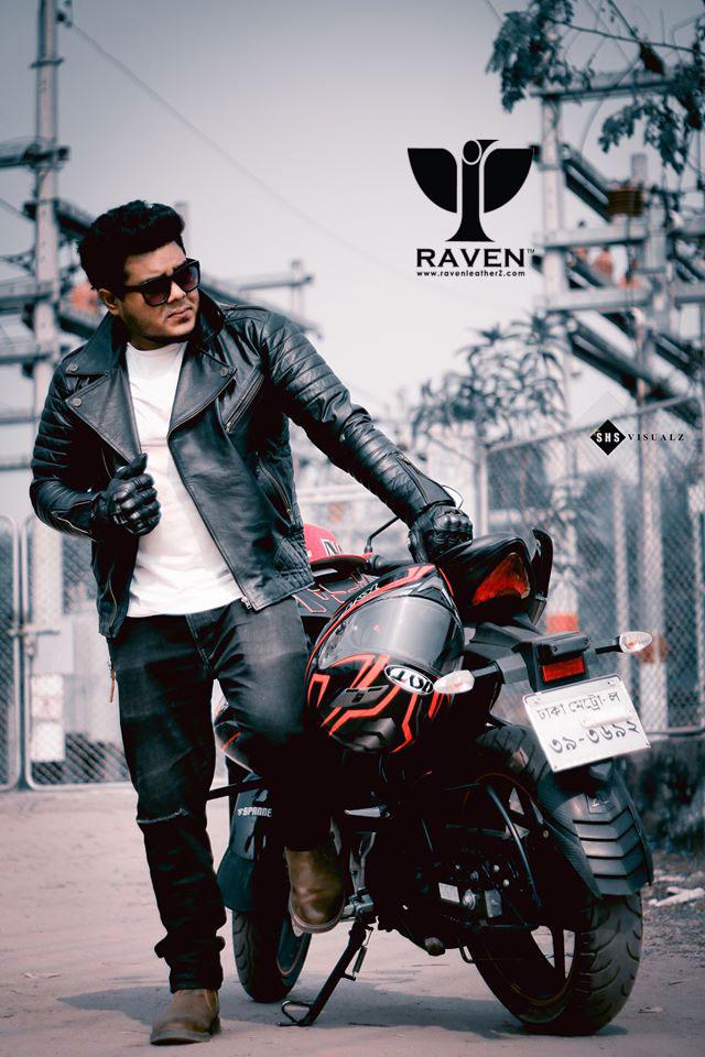 RW-07 Hybrid Biker Jacket for Men