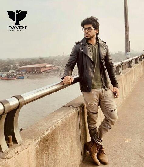 Slim Fit Genuine Leather Jacket in Dhaka Bangladesh
