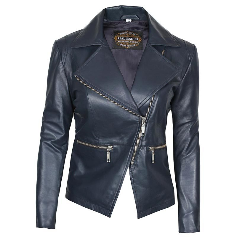 Blue_Color_Leather_Jacket_for_Women