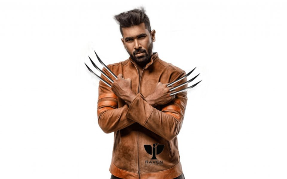 Celebrity Character Look-Wolverine-or-X-Man-Leather-Jacket